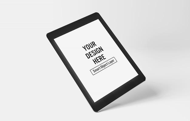 Tablet-mock-up Premium PSD