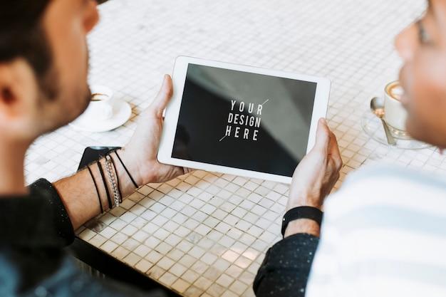 Tablet-modell Kostenlosen PSD