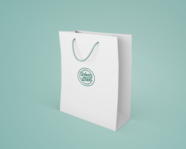 Taschenmodell für merchandising Kostenlosen PSD