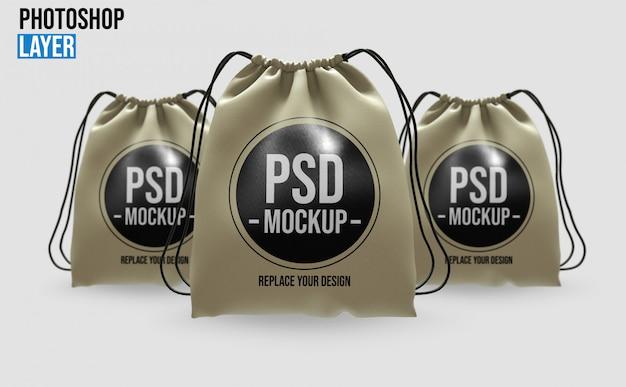 Tragetaschen modell Premium PSD