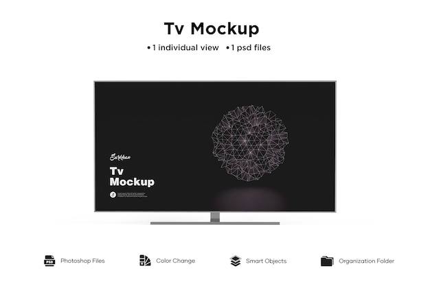 Tv-modellqualität Premium PSD