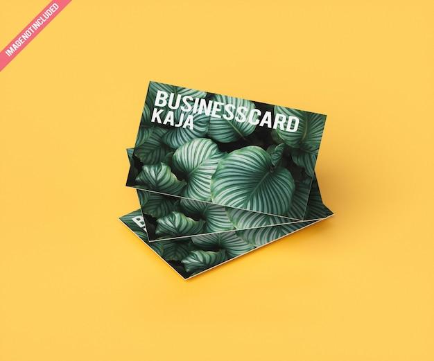 Visitenkarte-modell Premium PSD