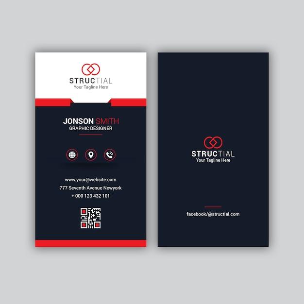 Visitenkarte Download Der Premium Psd