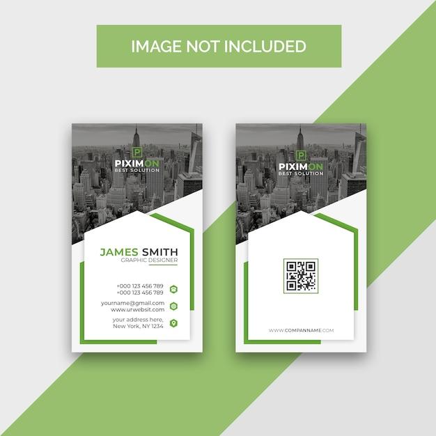 Visitenkarte Premium PSD