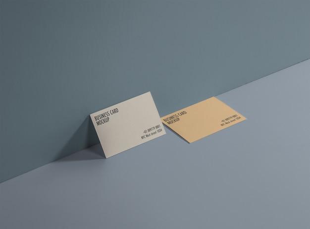 Visitenkarten-modell Premium PSD