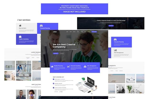 Vorlage für digitales marketing Premium PSD