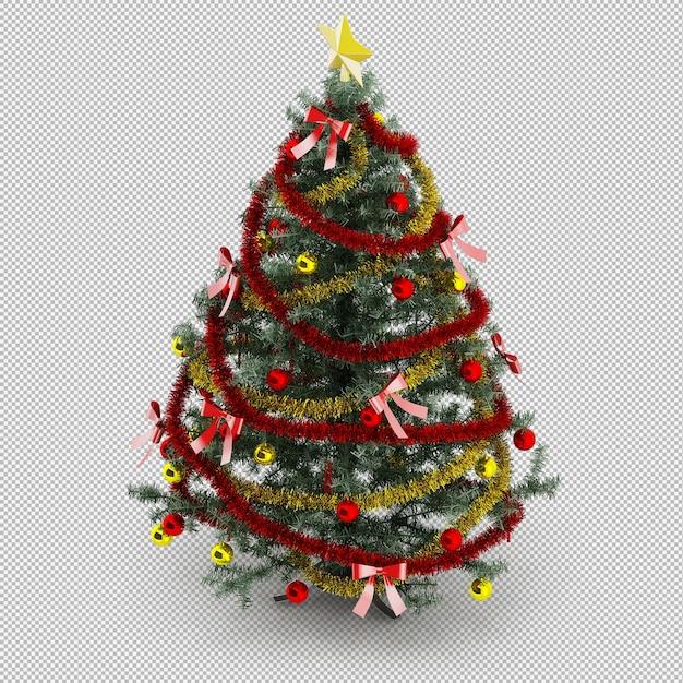 Weihnachtsbaum Premium PSD