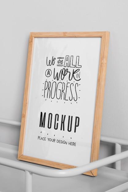 Wir sind ein arbeitsfortschrittsmodell Kostenlosen PSD