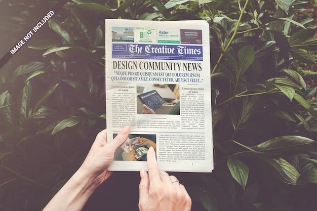 Zeitungsmodell Premium PSD