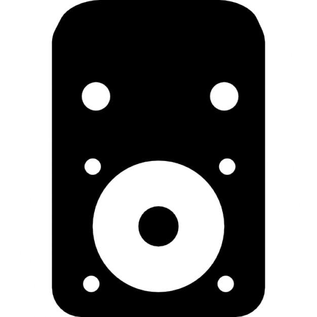 Amplificatore musica scaricare icone gratis