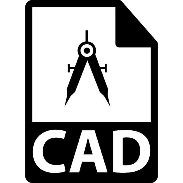 Cad simbolo formato di file scaricare icone gratis for File cad di casa