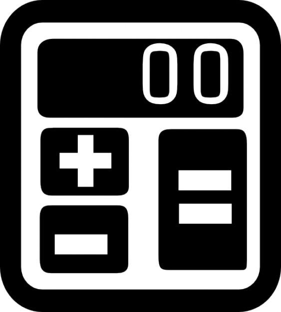 Calcolatrice Scaricare Icone Gratis