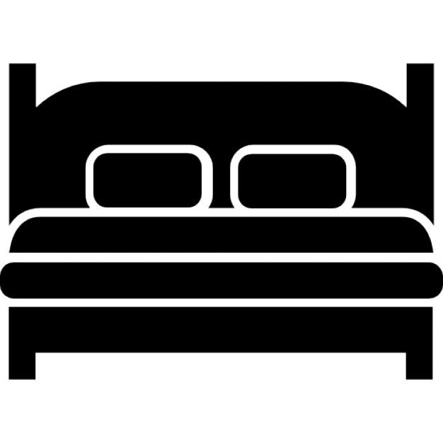 Camera da letto matrimoniale | Scaricare icone gratis