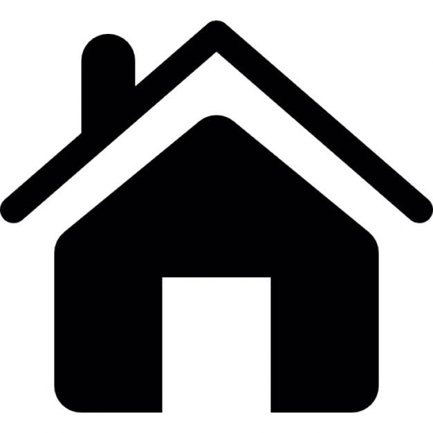 Casa frontale dell 39 edificio scaricare icone gratis for Sito web dove puoi costruire la tua casa