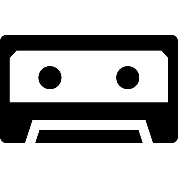 Cassette variante nastro cartone animato scaricare icone