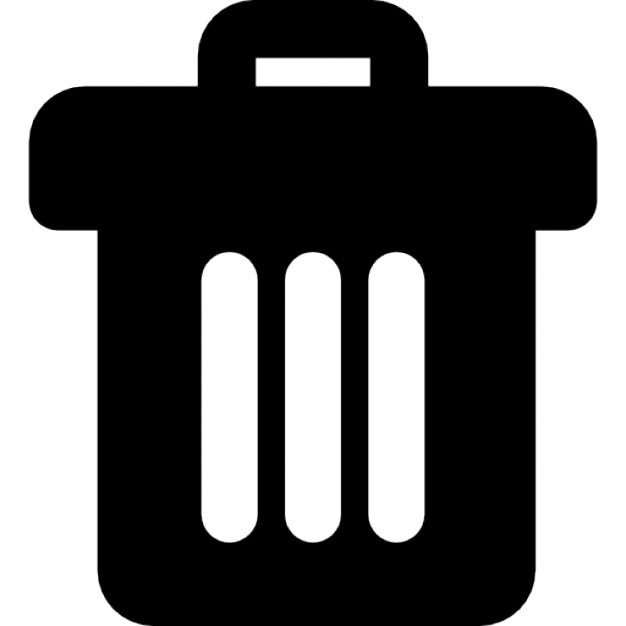 icona cestino gratis