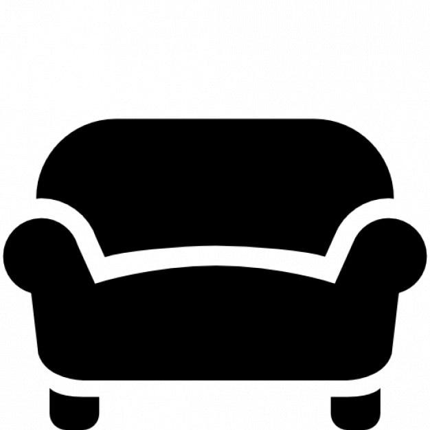 Divano classico scaricare icone gratis for Divano gratis