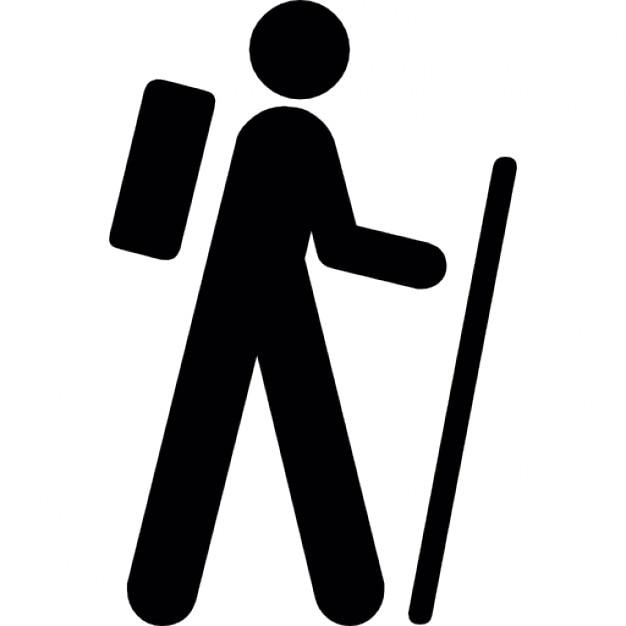 Risultati immagini per escursione icona gratis