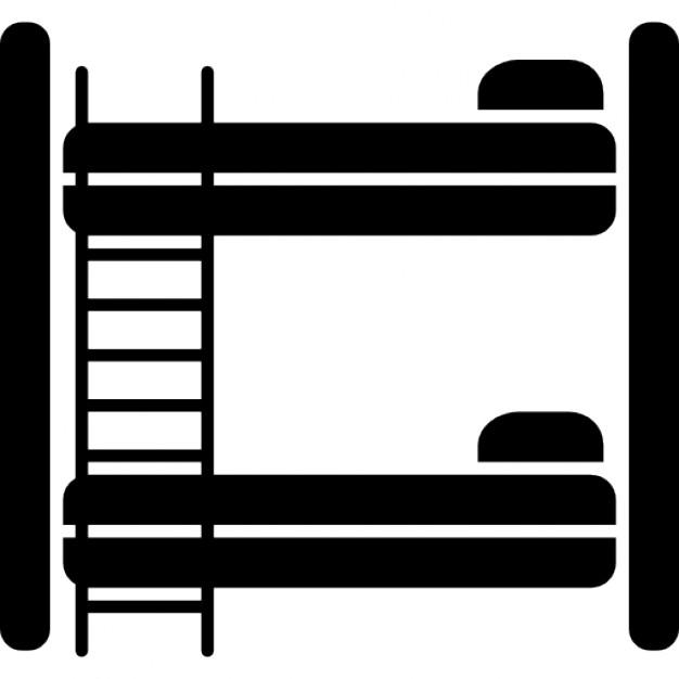 Mobili camera da letto a castello   Scaricare icone gratis
