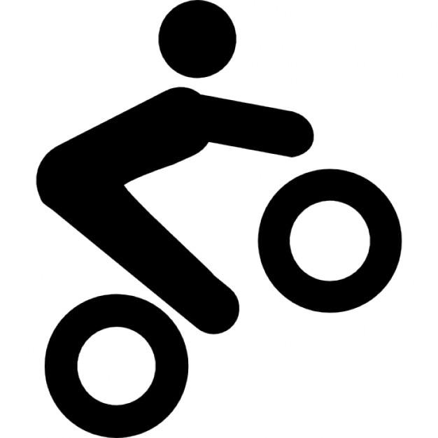 Risultati immagini per mountain bike icona gratis