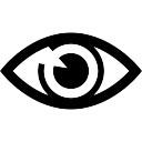 Occhio Icone Gratuite