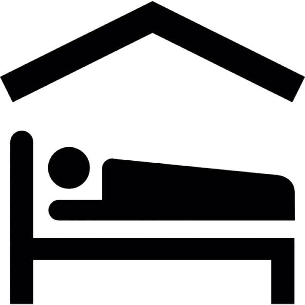 Persona sdraiata sul letto all 39 interno di una casa - Una valigia sul letto streaming ...
