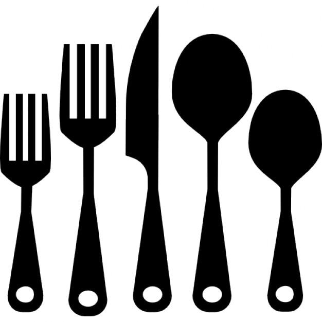 Posate da cucina | Scaricare icone gratis