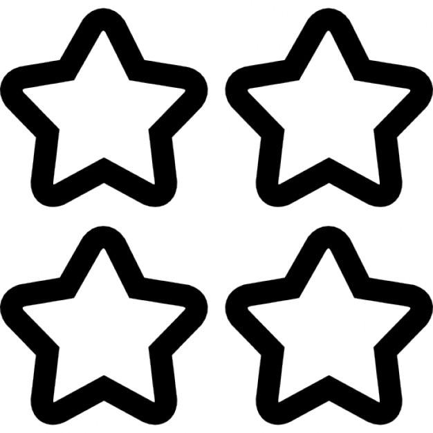 Quattro stelle scaricare icone gratis for Quattro stelle arredamenti surbo