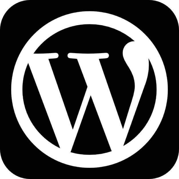 Sito web wordpress logo scaricare icone gratis for Logo sito internet
