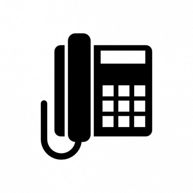 Telefono ufficio scaricare icone gratis for Ufficio logo
