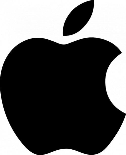 Apple logo Gratis Icoon