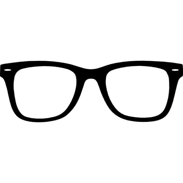 Sunglasses Clipart Black And White Bril Iconen | Gratis D...