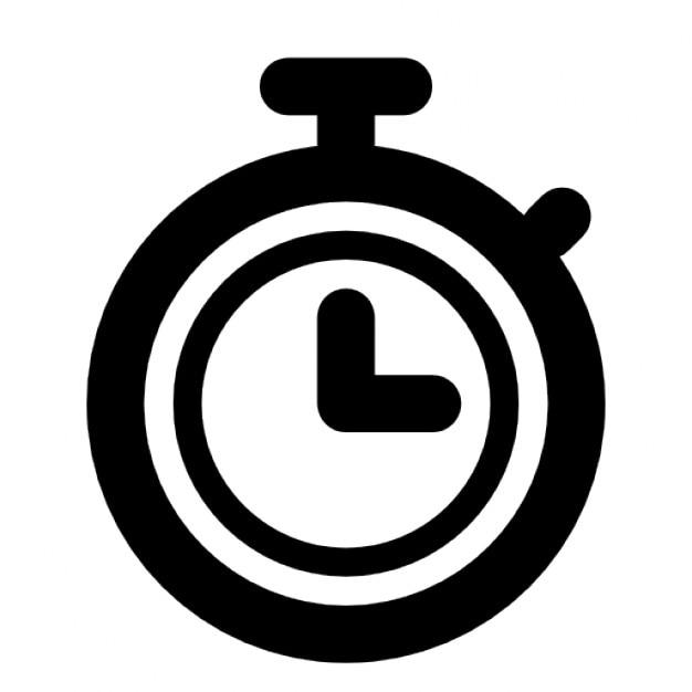 Chronograaf heeft me geholpen Gratis Icoon