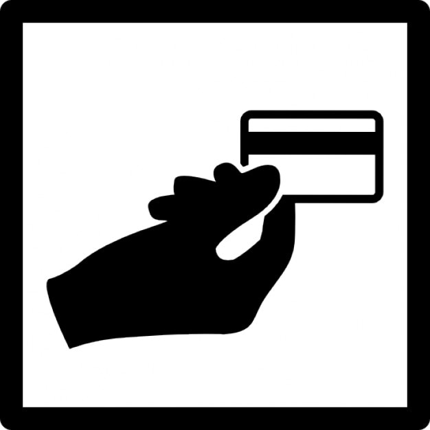 Credit Card Betaling Iconen Gratis Download