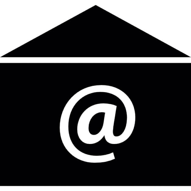 e mail iconen gratis download. Black Bedroom Furniture Sets. Home Design Ideas