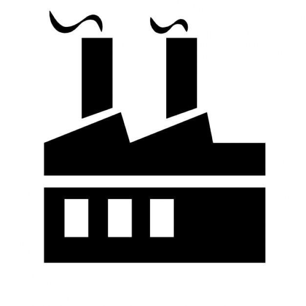 Fabriek Gratis Icoon