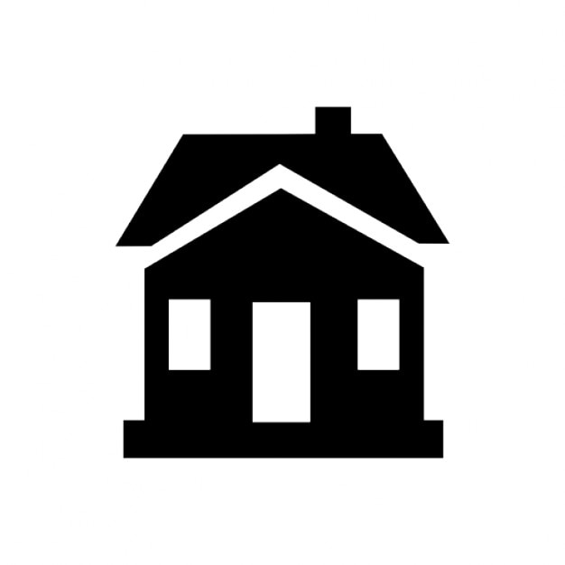 Huisje iconen gratis download - Huis van de cabriolet ...