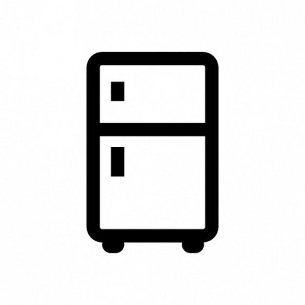 Afbeeldingsresultaat voor koelkast icon