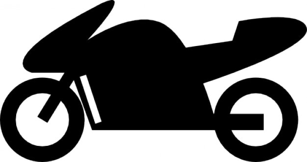 Motorcyle Gratis Icoon
