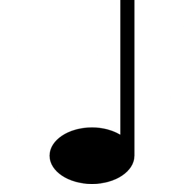 muzieknoot symbool iconen gratis download music note vector musical notes vector free