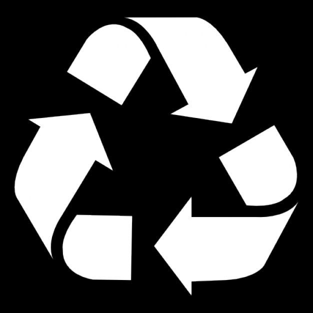 Recycle Teken Iconen Gratis Download