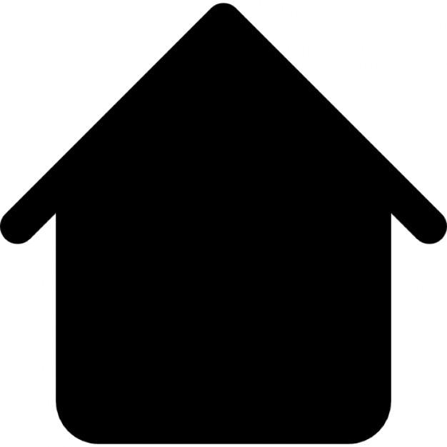 Schets van een huis iconen gratis download - Renovateer een huis van de jaren ...