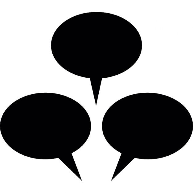 Sociaal engagement Gratis Icoon