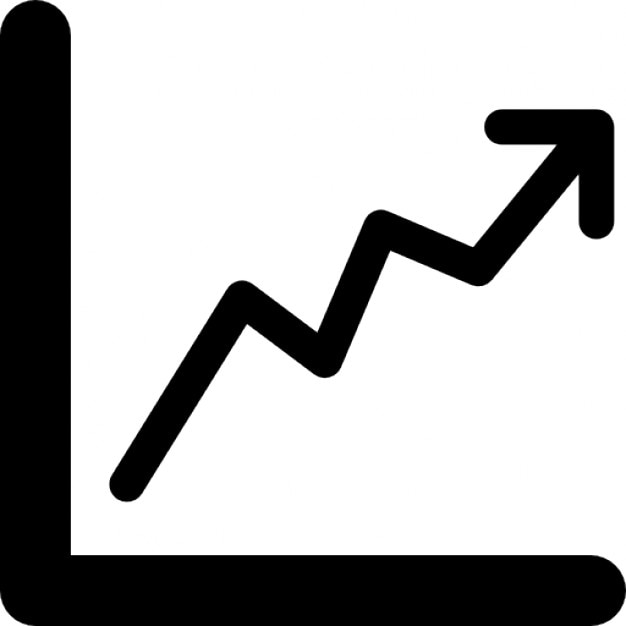 Stats Gratis Icoon