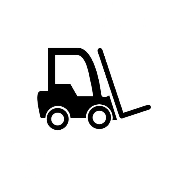 Takel vrachtwagen Gratis Icoon