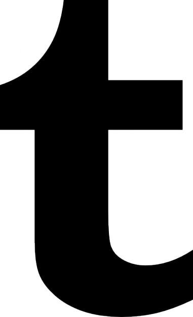 Tumblr Logo Iconen Gratis Download