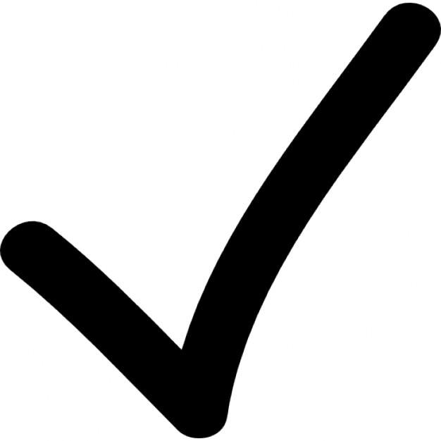 Afbeeldingsresultaat voor symbool vink