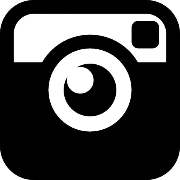 Vintage kwadraat camera Gratis Icoon