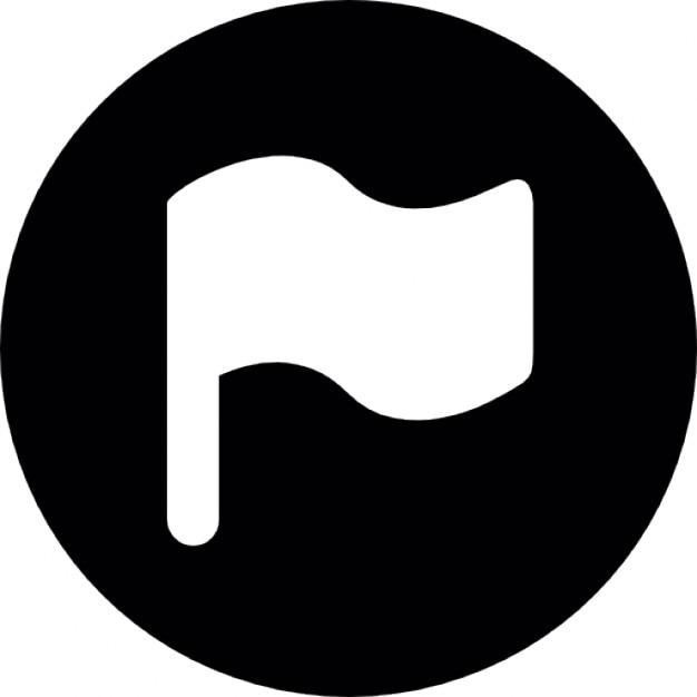 Vlag In Een Cirkel Iconen Gratis Download