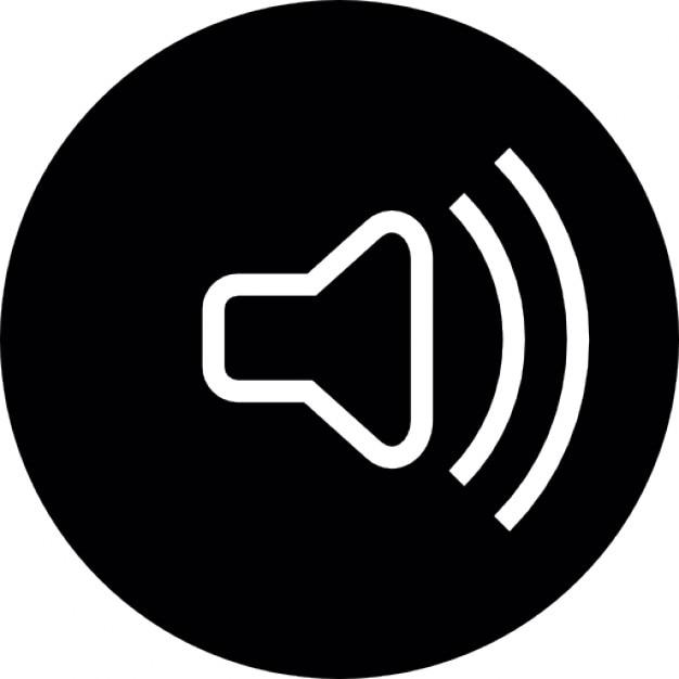 Resultado de imagem para alto falante icone desenho